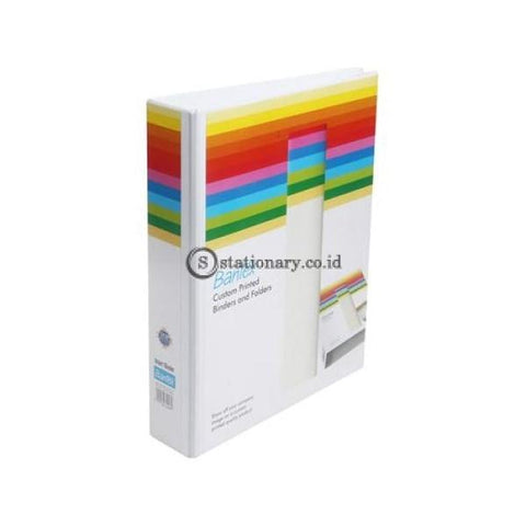Bantex Insert Ring Binder 4 40Mm A4 #8742 Office Stationery