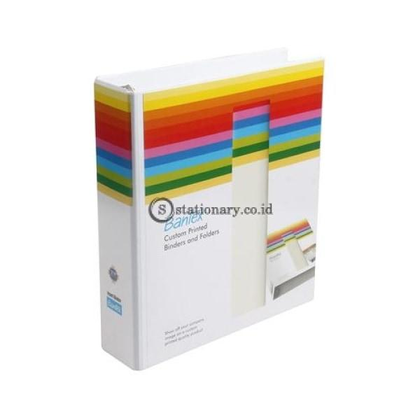 Bantex Insert Ring Binder 4 52Mm A4 #8752 Office Stationery