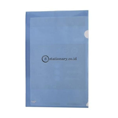 Bantex L Folder & Snap Folio #2246 Silver - 17 Office Stationery