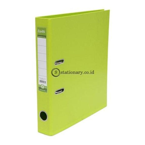 Bantex Lever Arch File Ordner Plastic A4 5Cm #1451 Office Stationery Promosi