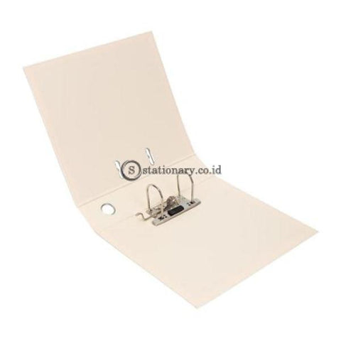 Bantex Lever Arch File Ordner Plastic A4 7Cm Peach#1450 45 Office Stationery