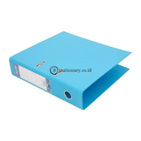 Bantex Lever Arch File Ordner Plastic A4 7Cm Sky Blue #1450 23 Office Stationery