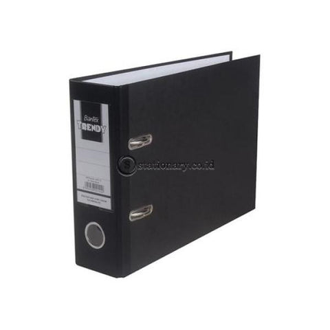 Bantex Lever Arch File Ordner Trendy A5 7Cm #1448 Biru - 01 Office Stationery