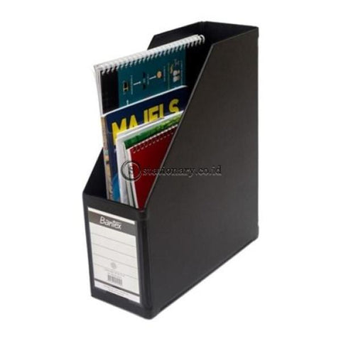 Bantex Magazine File (Box File) A4 10Cm #4012 Office Stationery