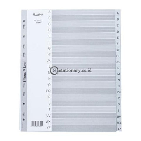 Bantex Maxi Divider A4 & Index Pp (A-Z) #6223 45 Office Stationery