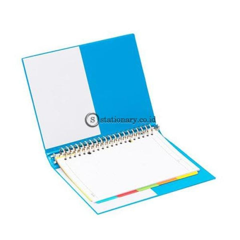 Bantex Multiring Binder 20 Ring 25Mm A5 #1324 Office Stationery