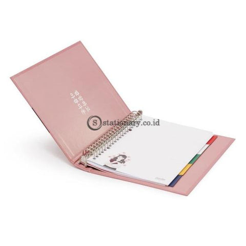 Bantex Multiring Binder 20 Ring 25mm A5 Femme #1329 45