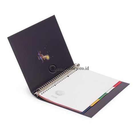 Bantex Multiring Binder 20 Ring 25mm A5 Treasure #1329 44