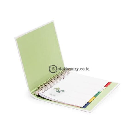Bantex Multiring Binder 20 Ring 25mm A5 Water Me #1329 47