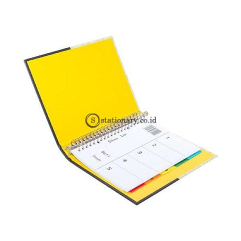 Bantex Multiring Binder 20Ring 25Mm A5 Biar Mungil Asal Ngilmu#1329 Office Stationery