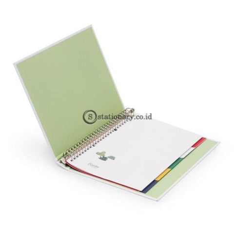 Bantex Multiring Binder 26 Ring 25mm B5 Water Me #1328 47