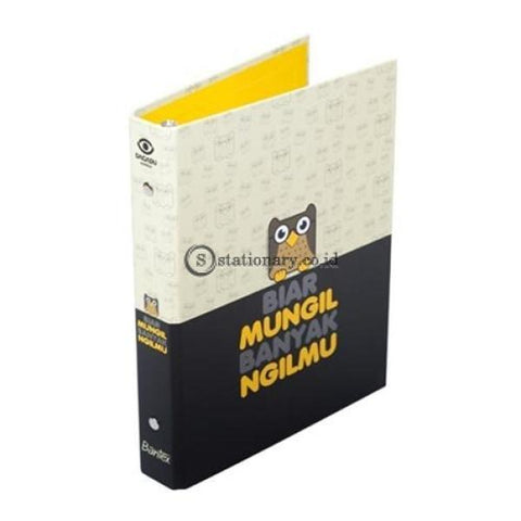 Bantex Multiring Binder Dagadu 20 Ring 25Mm A5 Biar Mungil Asal Ngilmu Office Stationery