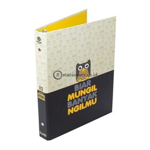 Bantex Multiring Binder Dagadu 26 Ring 25Mm B5 Biar Mungil Asal Ngilmu Office Stationery
