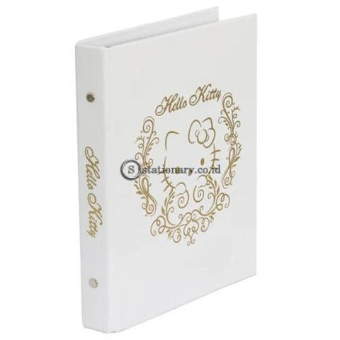 Bantex Multiring Binder Hello Kitty 26 Ring 25Mm B5 #1326A26Hk Lemon - Office Stationery Promosi