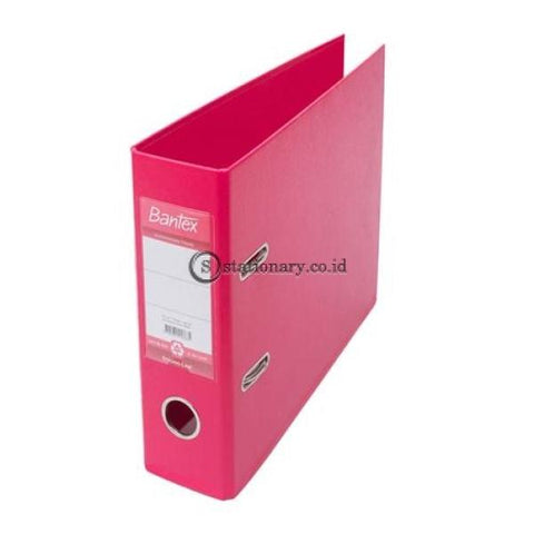 Bantex Ordner Pvc Lever Arch File Kwitansi A5 70Mm #1452 Office Stationery