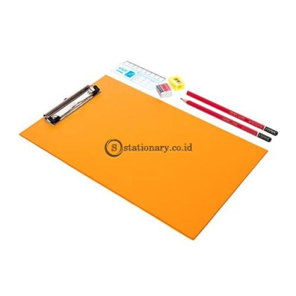 Bantex Paket Ujian A125 A4 Mango #a125 64 Office Stationery