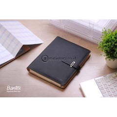 Bantex Planner Agenda #7490 Black-10 Office Stationery