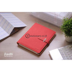 Bantex Planner Agenda #7490 Red-09 Office Stationery