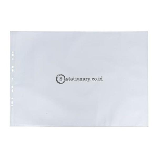 Bantex Plastik Pocket A2 Landscape 0 12Mm With Top Opening (10 Sheets) #2017 08 Office Stationery