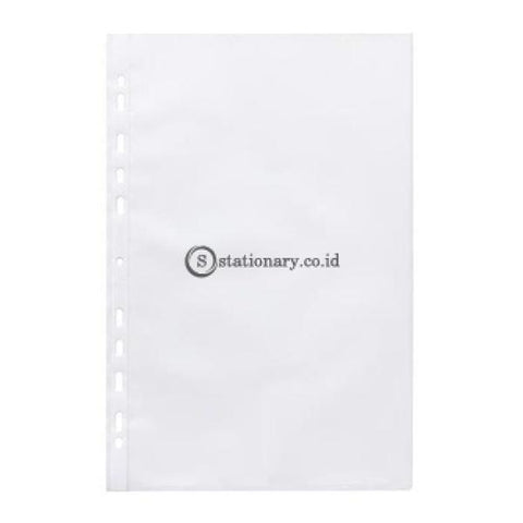 Bantex Plastik Pocket A4 0 05Mm With Top Opening (100 Sheets) #2034 08 Office Stationery