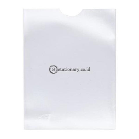 Bantex Pocket Card Holder (10 Sheets) 0 12Mm A4 #2094 Office Stationery