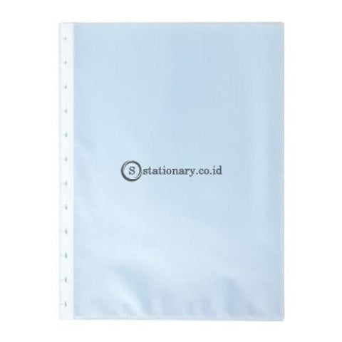 Bantex Pocket Display Book Refillable A4 0 07Mm (10 Sheet) #3166 08 Office Stationery