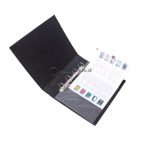 Bantex Pocket Flipover Presentation Binder A3 Landscape 10Pcs #2036 Office Stationery