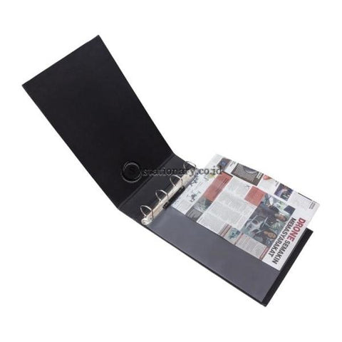 Bantex Pocket Flipover Presentation Binder A3 Potrait (10Pcs) #2037 Office Stationery