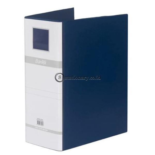 Bantex Post Pipe Binder 2 Ring 10Cm Folio #1312 Office Stationery