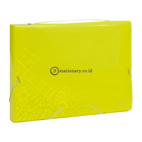 Bantex PP Jolly Bright Document Box Folio #3612