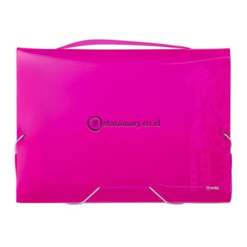 Bantex Pp Jolly Bright Document Box Folio #3612 Office Stationery
