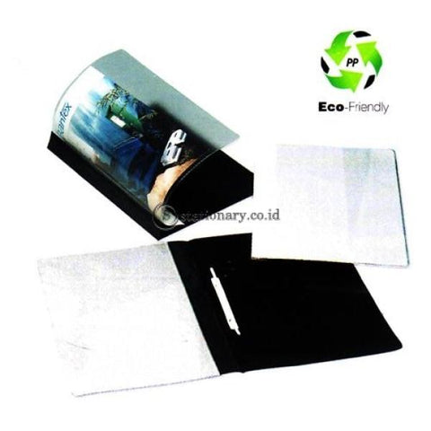 Bantex Presentation Folder A4 #3210 White - 07 Office Stationery