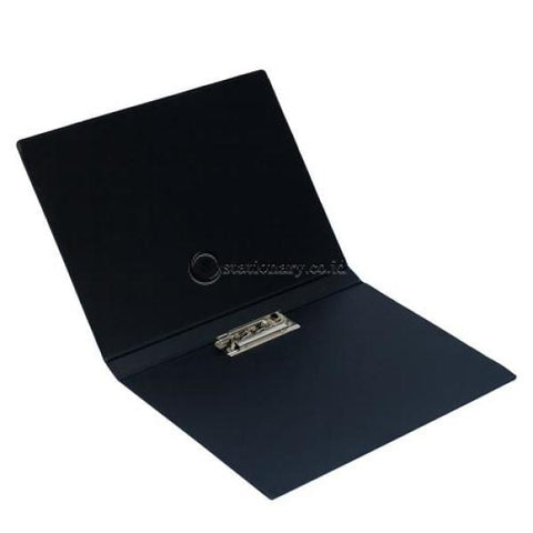 Bantex Punchless Binder Folio #3302 Hitam - 10 Office Stationery