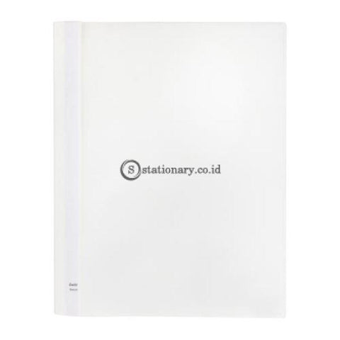 Bantex Quatation Folder With Pocket & Label On Spin A4 #3240 Black - 10 Office Stationery