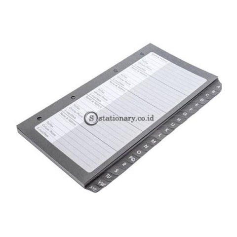 Bantex Refill Telephone & Address Book #5592 00 Office Stationery