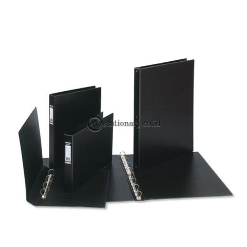 Bantex Ring Binder Potrait 3 Ring D 65mm A3 Black #8163