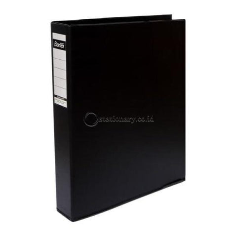Bantex Ring Binder Potrait 4 52Mm A3 Black #8154 10 Office Stationery