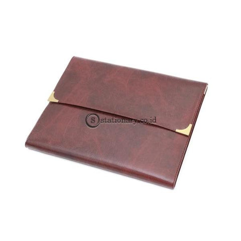 Bantex Sales And Conference Case A4 Brown #7455 03 Office Stationery