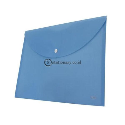Bantex Snap Folder Folio Landscape #3220 Silver - 17 Office Stationery