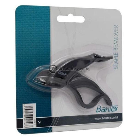 Bantex Stapler Remover #9356 Black - 10 Office Stationery
