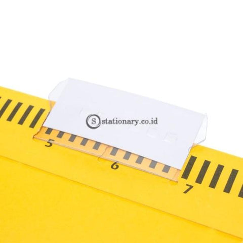 Bantex Tab For Suspension File (25 Pcs) #3490 00