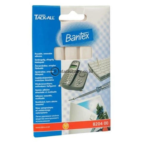 Bantex Tack All Sticky Stuff 50 Gr #8204 Office Stationery It Supplies