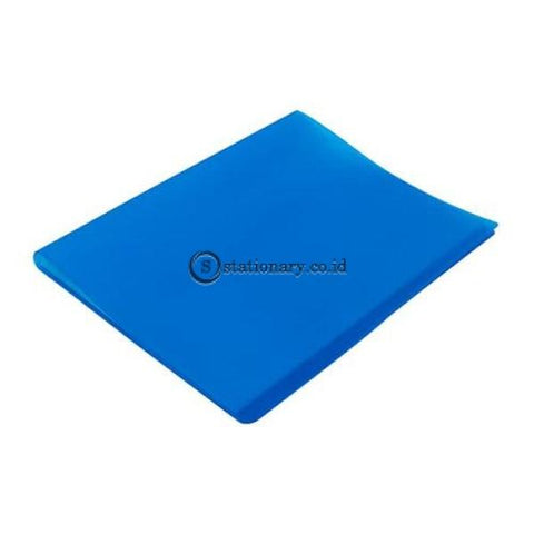 Bantex Trendy Display Book A4 (20 Pockets) #3133 Cobalt Blue - 11 Office Stationery