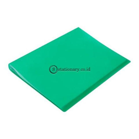 Bantex Trendy Display Book A4 (20 Pockets) #3133 Grass Green - 15 Office Stationery