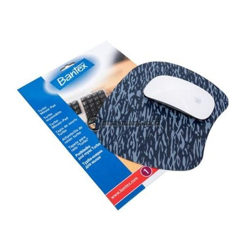 Bantex Turbo Mouse Pad Blue #1778 Biru - 01 It Supplies