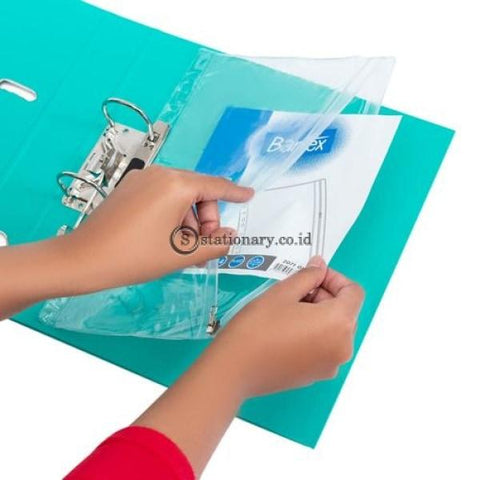 Bantex Zipper Pocket A4 #2071 Office Stationery