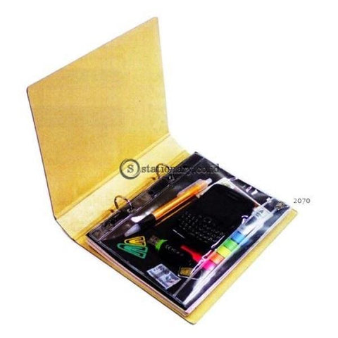 Bantex Zipper Pocket A5 #2070 Office Stationery