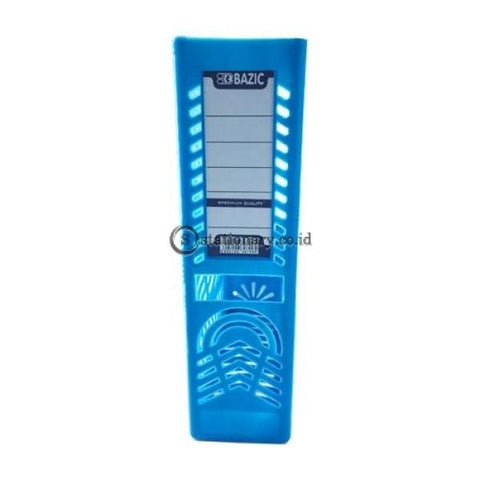 Bazic Box File Color Bc-789 Blue Office Stationery