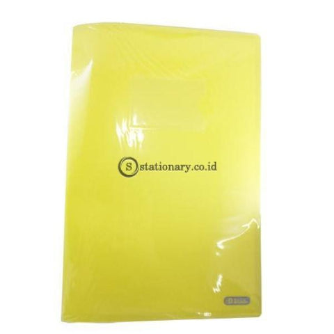 Bazic Clear Holder Album Folio 20 Sheets (With Card Holder) #416 Office Stationery