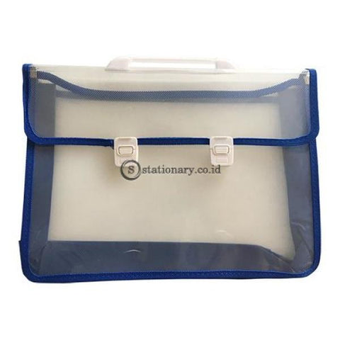 Bazic Zipper File Bag With Handle Folio #432 Office Stationery